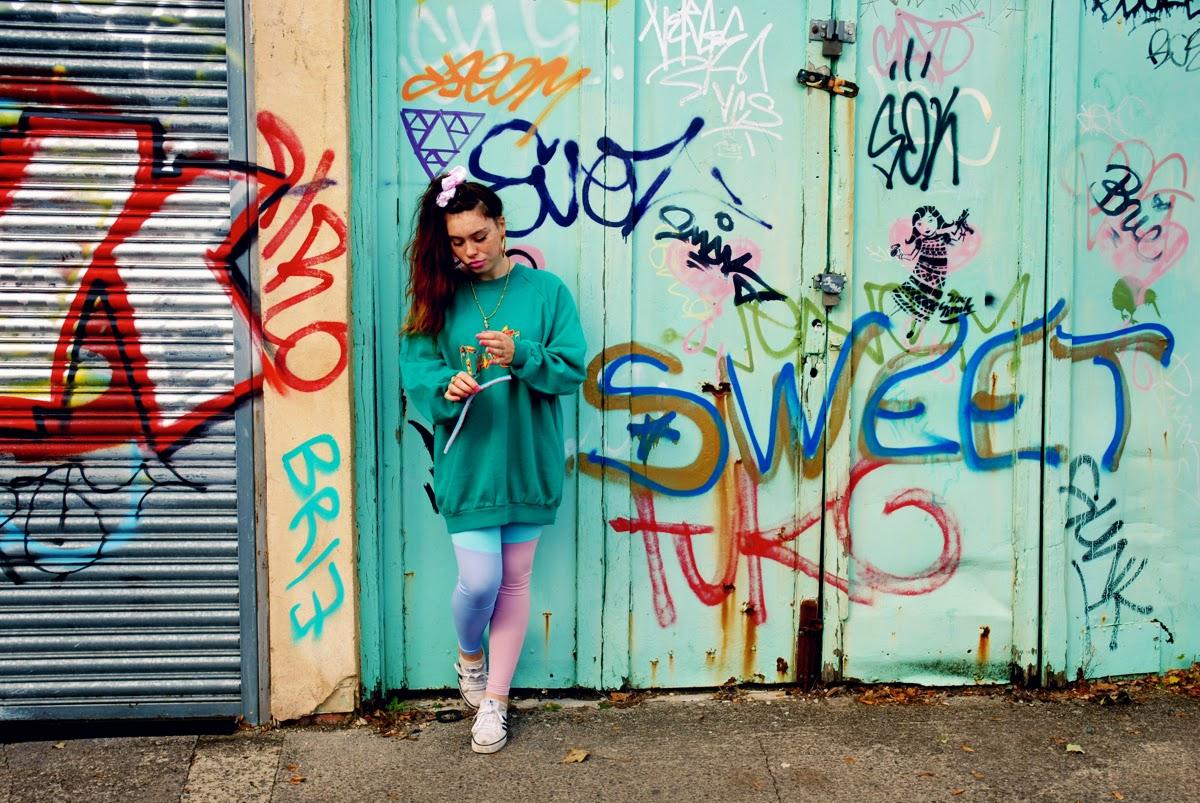 Shop Dutty, Bristol, graffiti, Puckoo Couture,