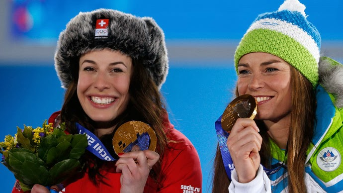 Notable Knits from the 2014 Winter Games: Last in Line Blog