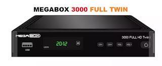 MEGABOX3000 NOVA ATUALIZAÇÃO - 15/07/2015