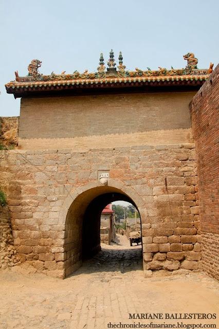 zhangbi gate