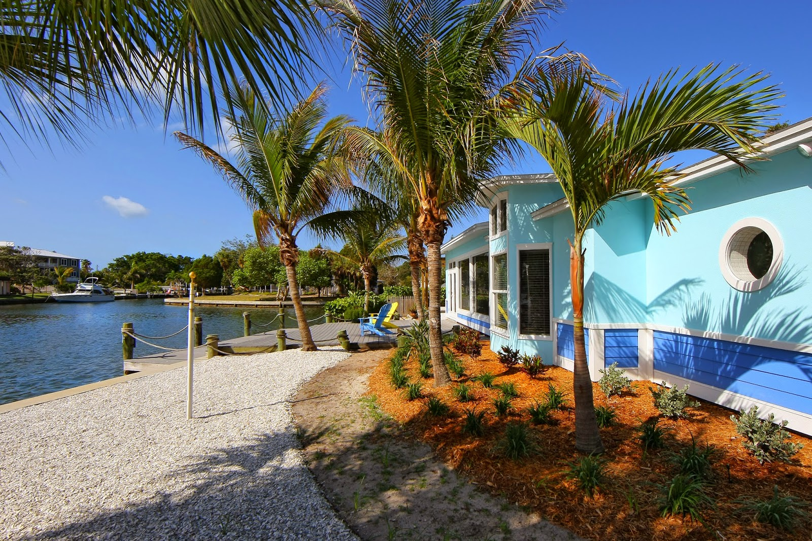Anna Maria Island rental Honeyfish