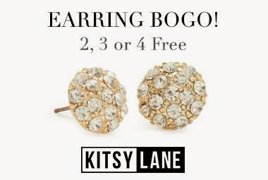 What are you waiting for? You can pick up 2, 3 or 4 gorgeous earrings, and then 2, 3 or 4 more for