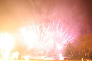 Morgan's Milieu   Summer Holidays: Fireworks, Alton Towers