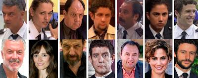 Reparto, Adolfo Fernández, Laura Pamplona, Josep Maria Pou, Pedro Casablanc, Toni Sevilla, Toni Acosta, Diego Martín