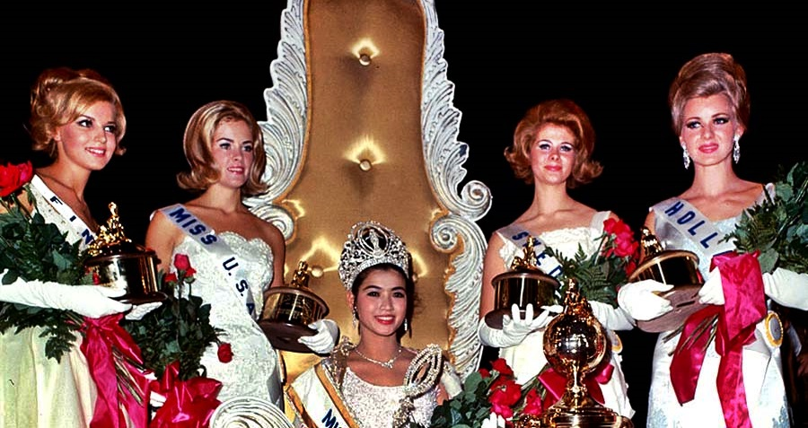 Top 05 Miss Universo 1965