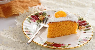 Resep orange cake ncc
