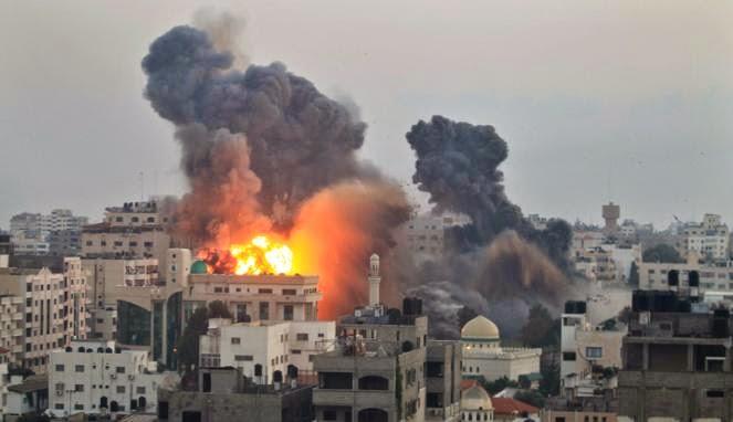 Israel sambung operasi tidak berperikemanusiaannya di Gaza