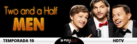 Two and a Half Men 10x14 Run, Steven Staven! Run! HDTV Subtitulado 2013