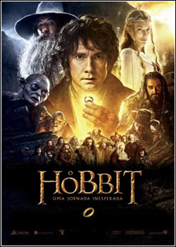 O Hobbit Uma Jornada Inesperada AVI Dublado