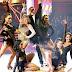 Shawn Johnson brilha em coreografia com equipe olímpica dos EUA