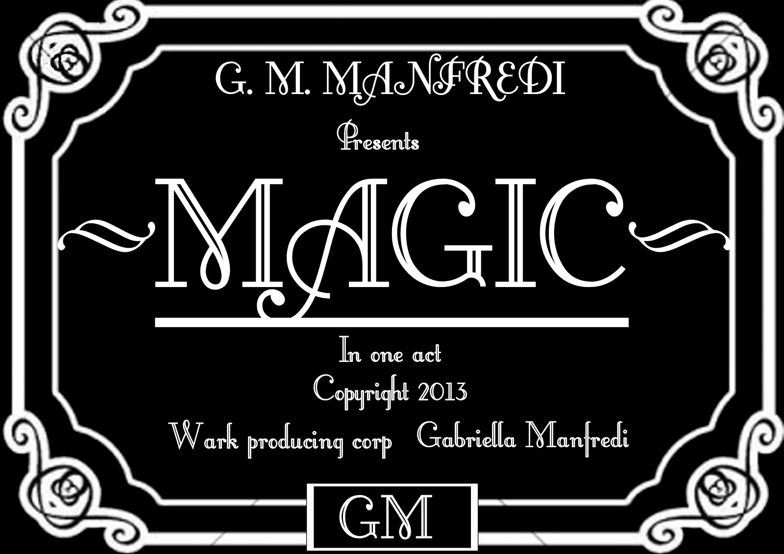 titles in silent film - inter-titles | developing technologies gm, Powerpoint templates