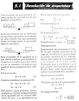explicación sencilla, ¿Qué es una ecuación? y ¿Cómo resolverla?