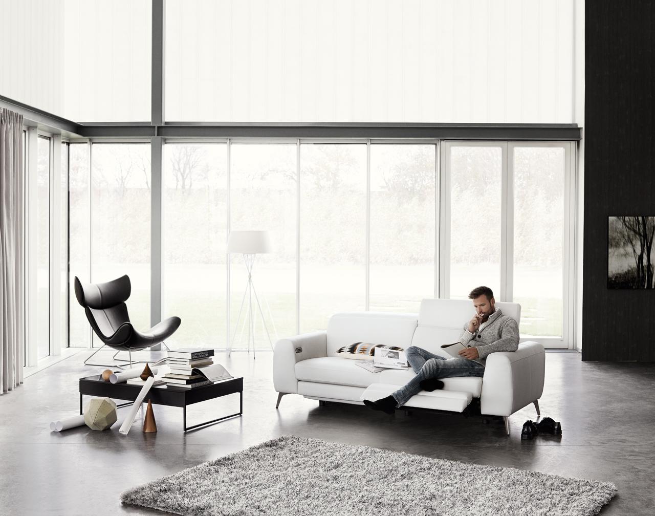brand new madison sofa in boconcept design love blog. Black Bedroom Furniture Sets. Home Design Ideas