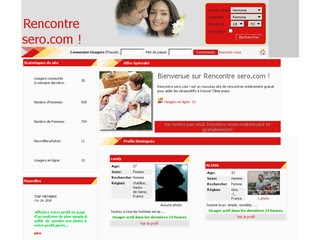Site rencontre vih quebec