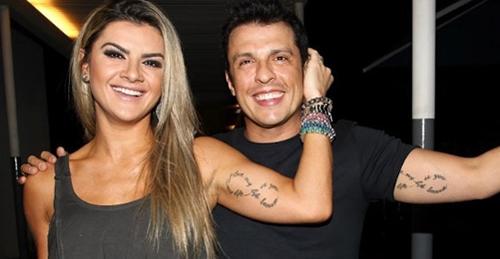 Tatuagem de casal famosos
