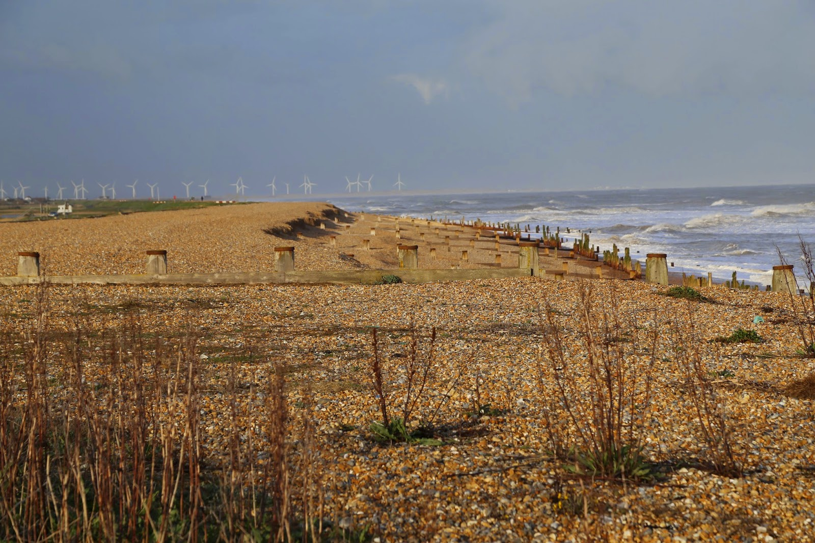 Winchelsea beach, UK