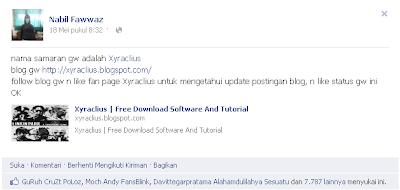 Xyraclius's+Status+Facebook