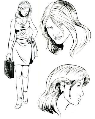 La chica de Gárgolas