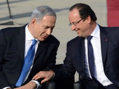 France And Israel's Efforts Against Terrorism In The Middle East