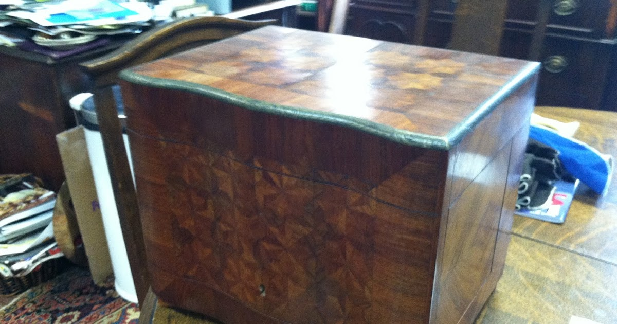 Antique Attic Tantalus For Sale