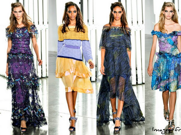 Guest Post:Rodarte is a show I always look forward too