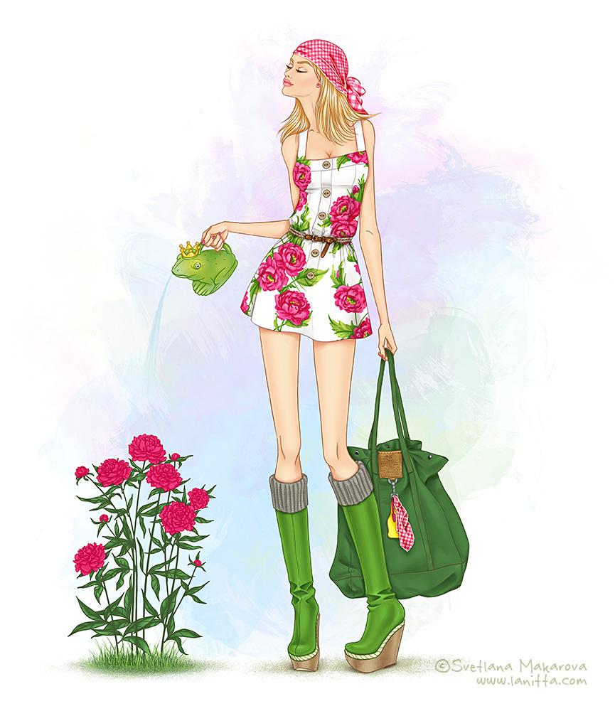 isabella's fashion illustration blog