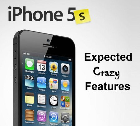 iPhone 5S will have these crazy features: Rumours