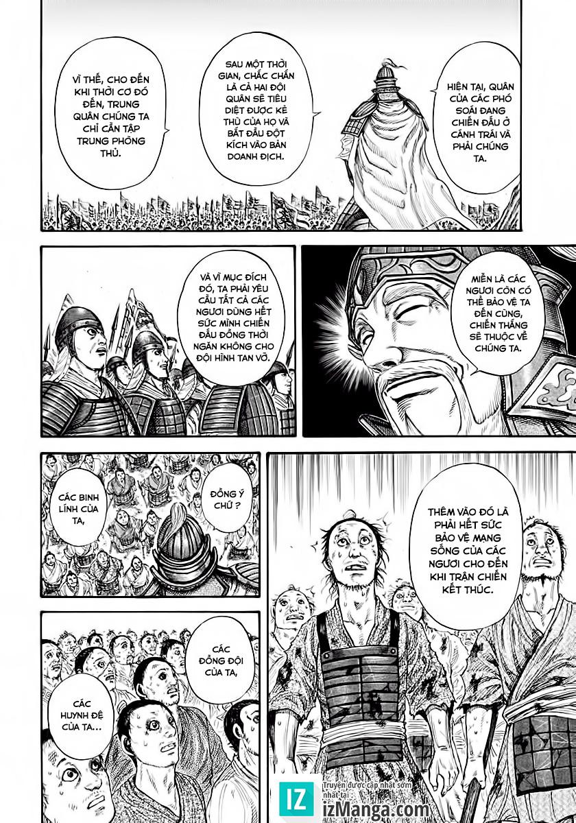 Kingdom - Vương Giả Thiên Hạ Chapter 211 page 17 - IZTruyenTranh.com