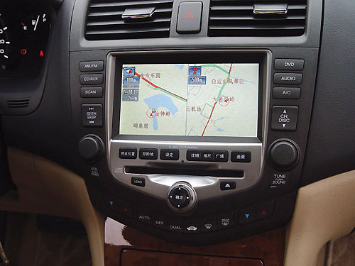 Global Positioning System For Car