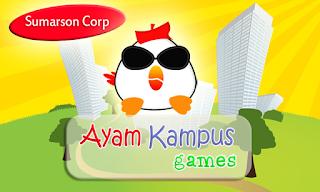 game ayam kampus