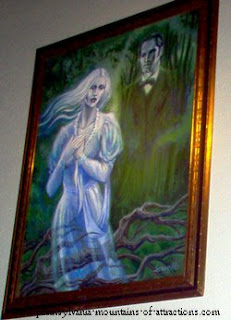 Artist rendition of the White Lady of Whopsy via www.pennsylvania-mountains-of-attractions.com