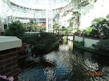 American Adventures & Putopis . Opryland Hotel Nashville