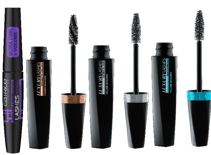 CATRICE Luxury Lashes Volume Mascara NEU