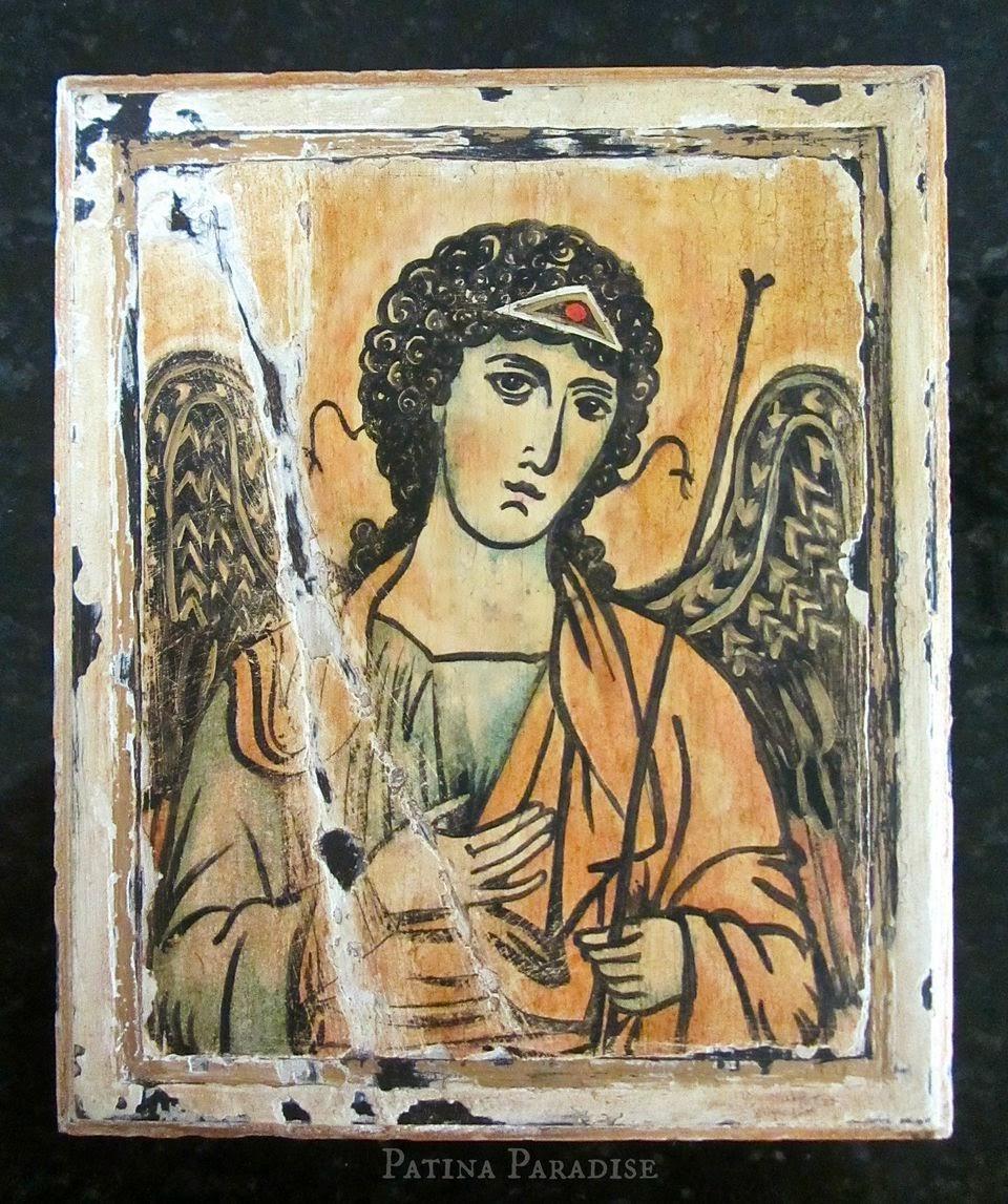 Farragoz St. Michael  Icon