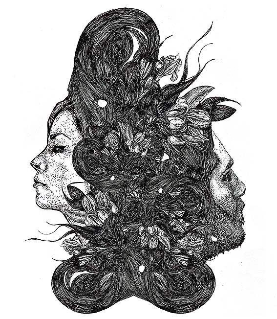 Ilustración de Daniela Garavito - Ramona Manollini