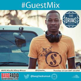DJ Satelite - Angola brings The Drums Mix (Set)