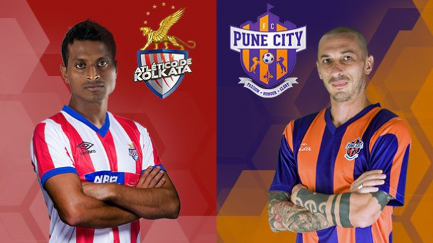 Atletico de Kolkata vs FC Pune City ISL 2015
