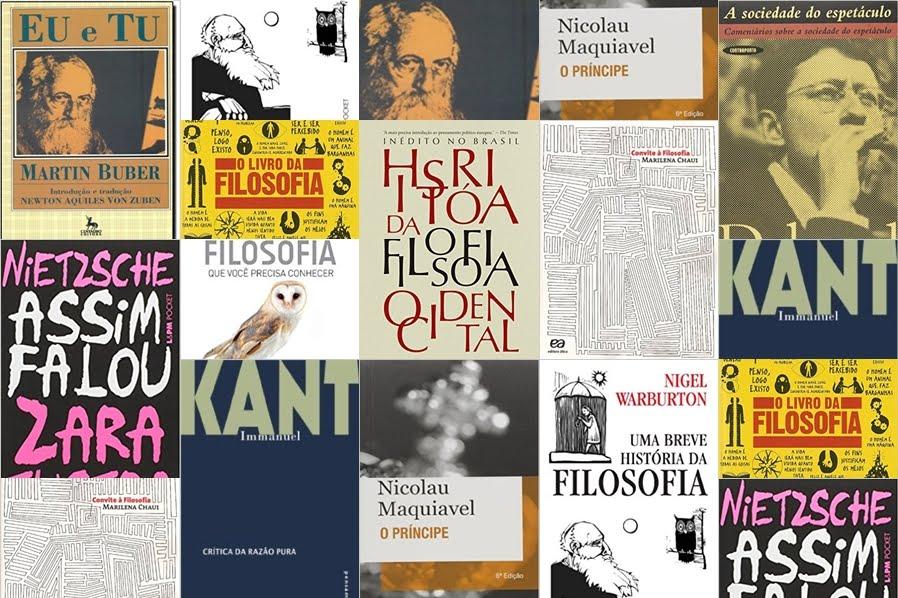 100 livros de Filosofia grátis