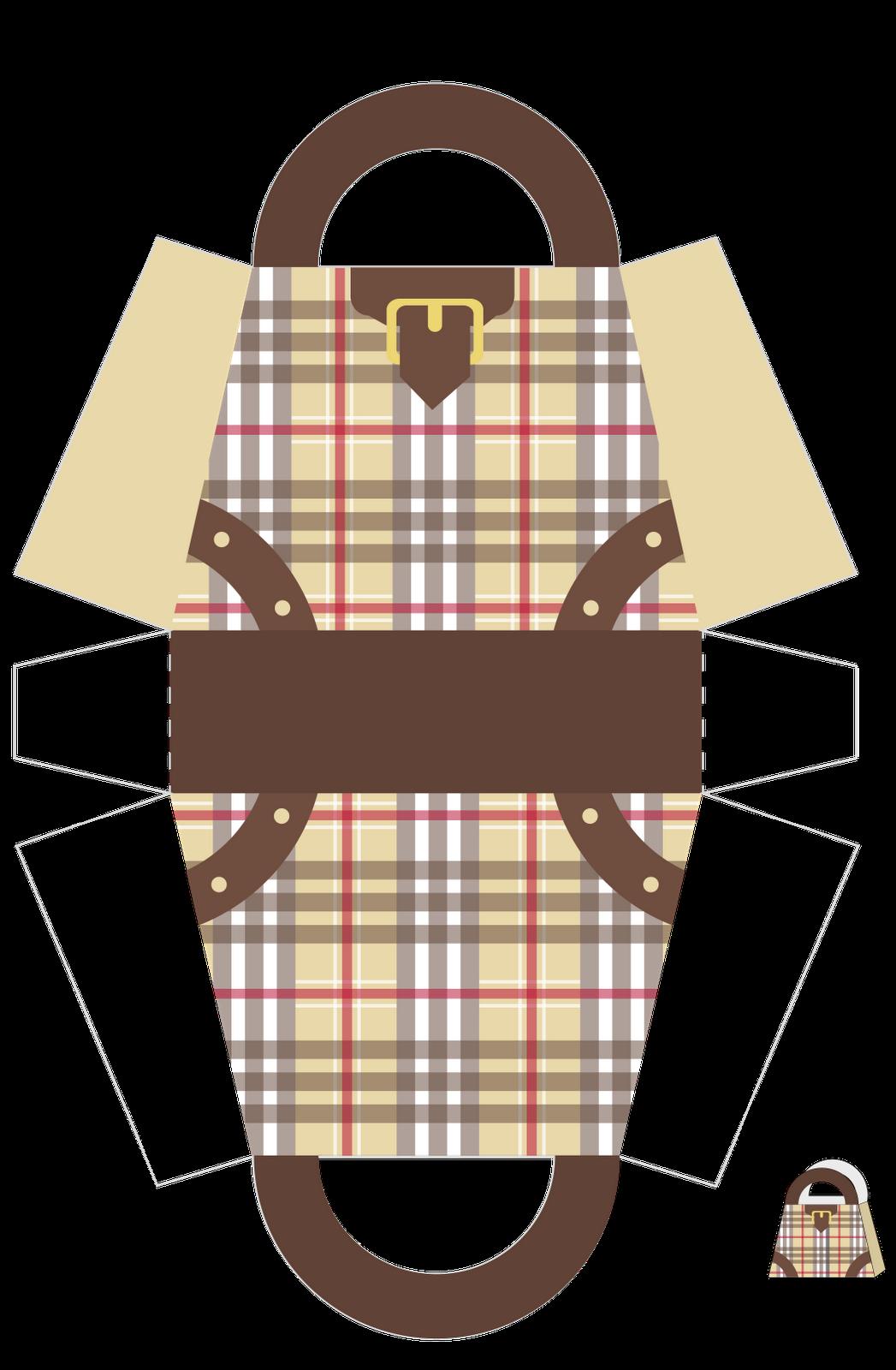 Шаблоны и схемы для сумок