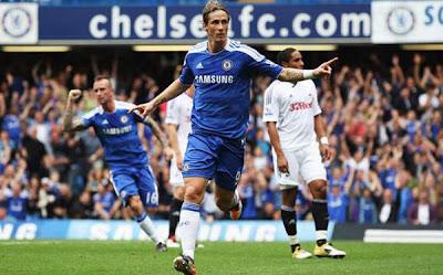 Chelsea FC 4 - 1 Swansea City (1)