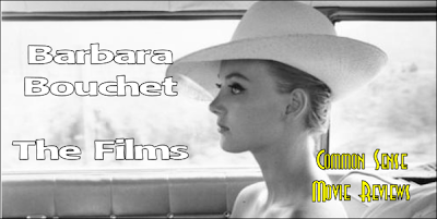 Custom banner for Barbara Bouchet film series.