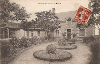 Poëly - Cheverny