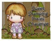 Sweet Stamping Pixies