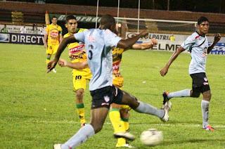 Resultado Partido Atlético Huila Vs Junior (2-3)
