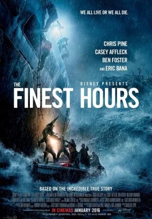Jadwal THE FINEST HOURS di Bioskop