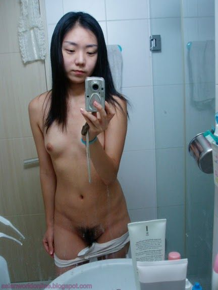 Nude female black ass