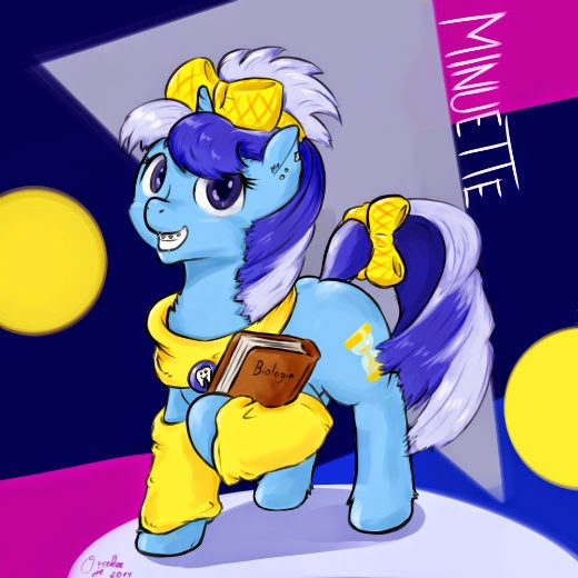 Colgate Design from the IDW MLP Comic 11