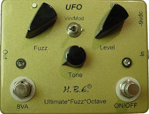 Gear in Review - H.B.E. UFO pedal