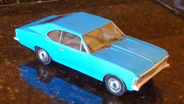 Chevrolet OPALA Especial 1970