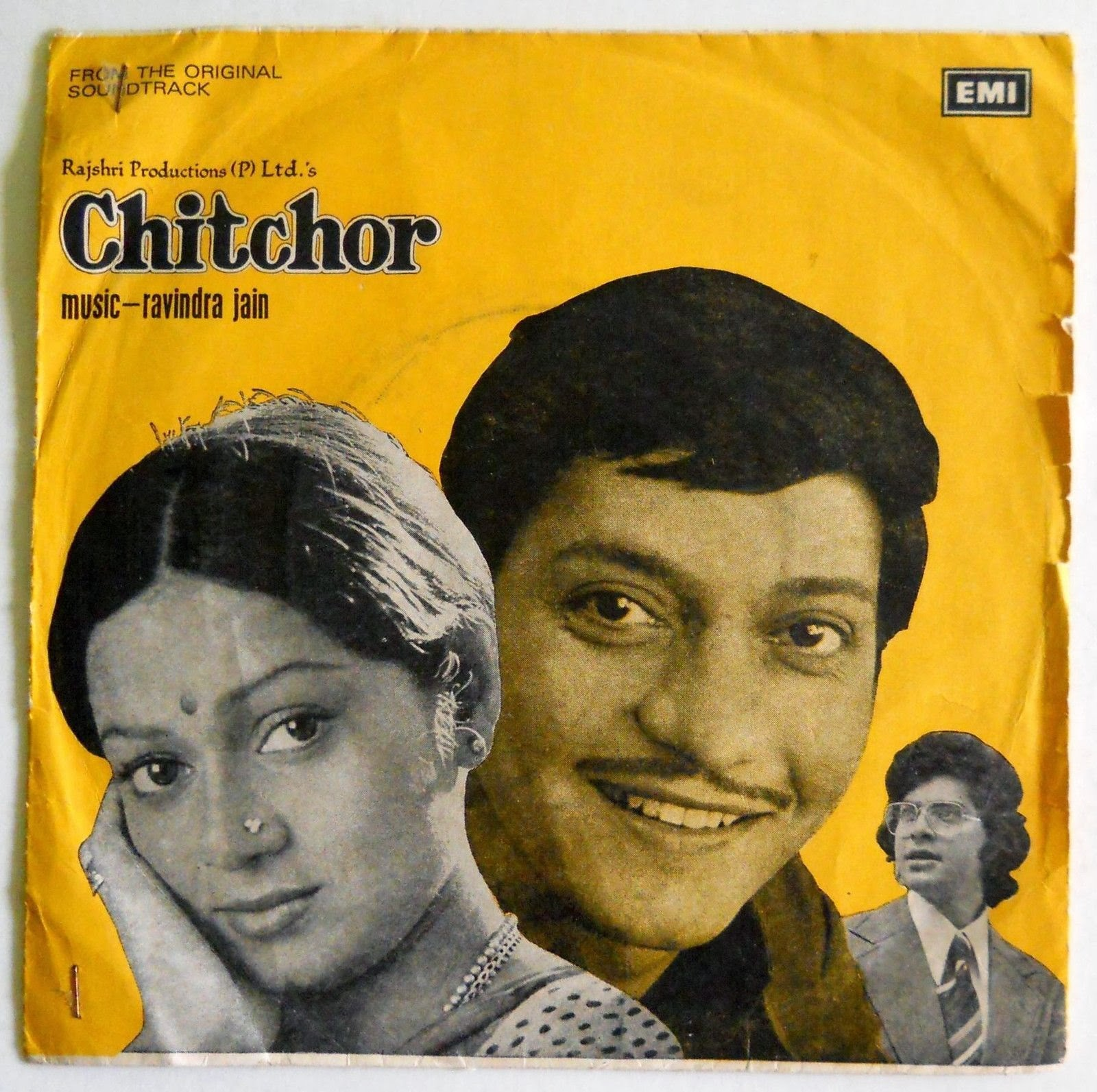 Bollywood Hindi Movie Record Covers Part 1 Old Indian